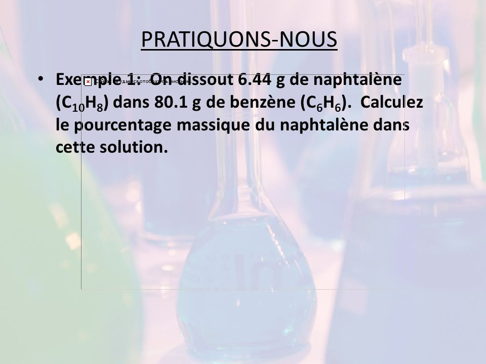 PRATIQUONS-NOUS