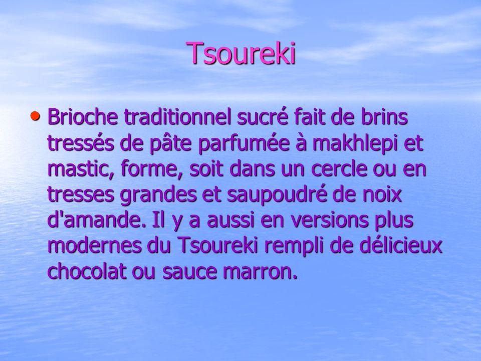Tsoureki