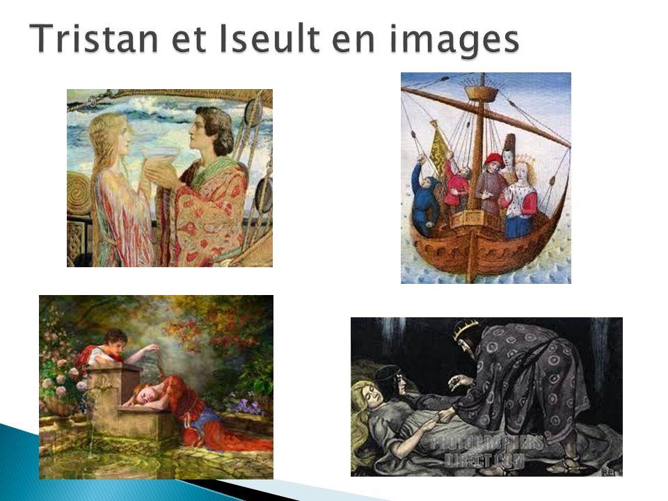 Tristan et Iseult en images