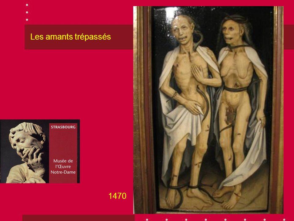 Les amants trépassés 1470