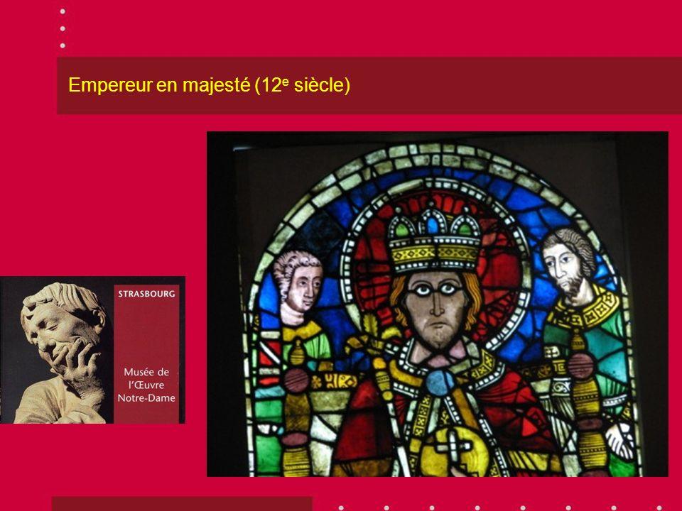Empereur en majesté (12e siècle)