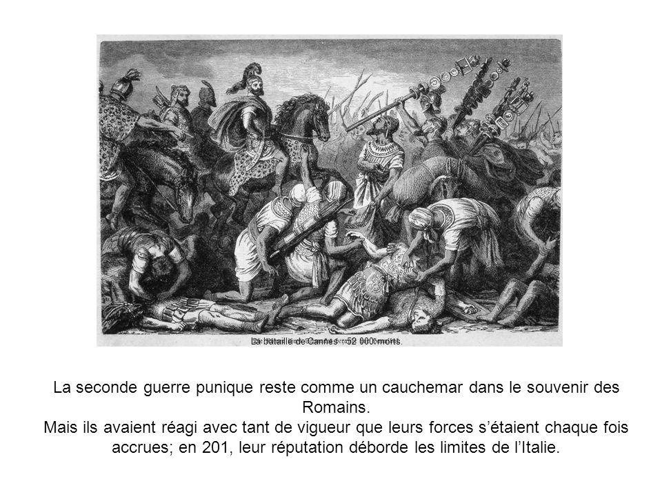 La bataille de Cannes : 52 000 morts.