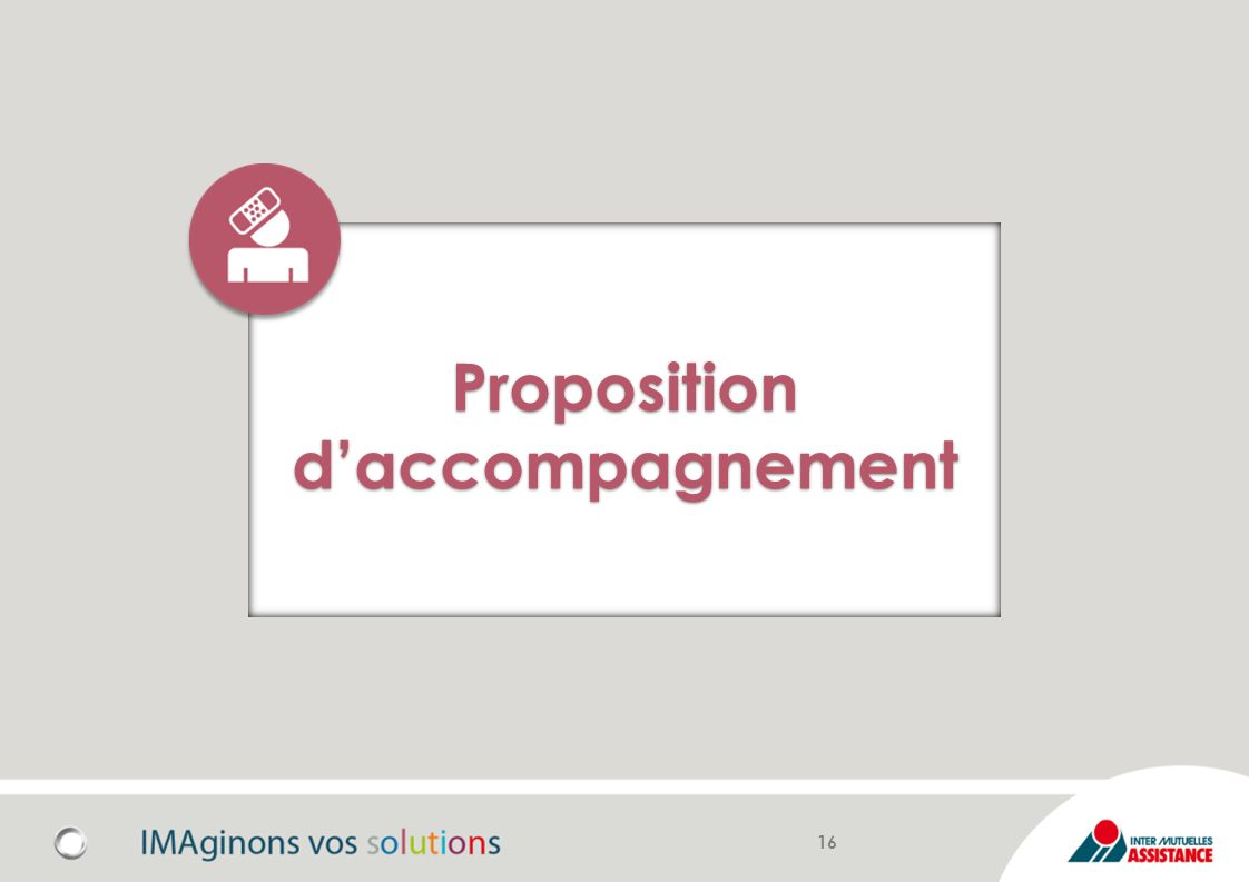 Proposition d'accompagnement