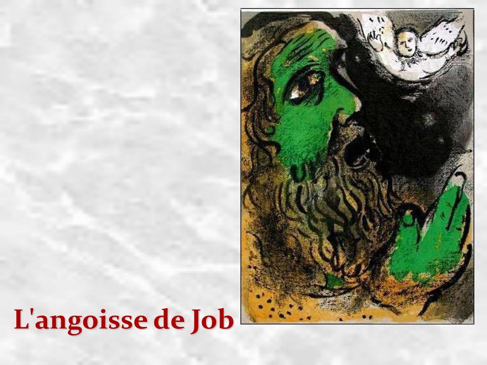 L angoisse de Job