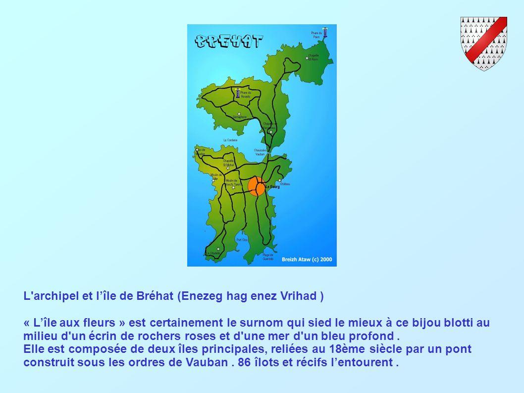 L archipel et l'île de Bréhat (Enezeg hag enez Vrihad )
