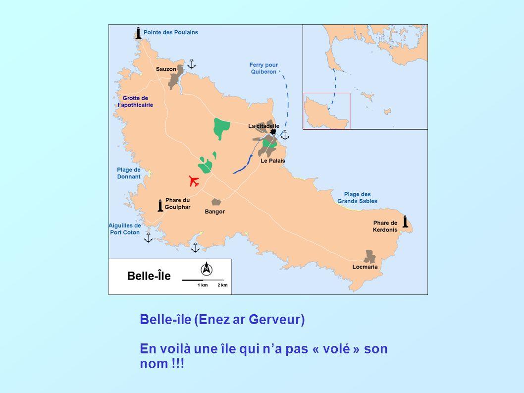 Belle-île (Enez ar Gerveur)