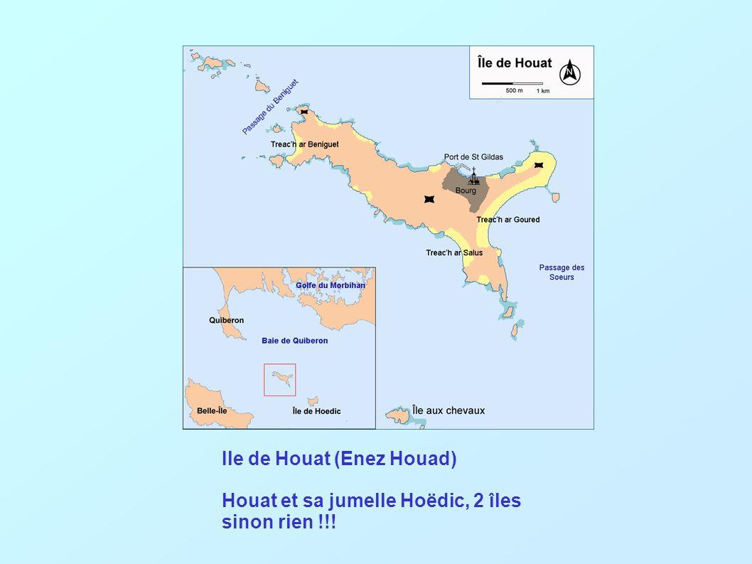 Ile de Houat (Enez Houad)