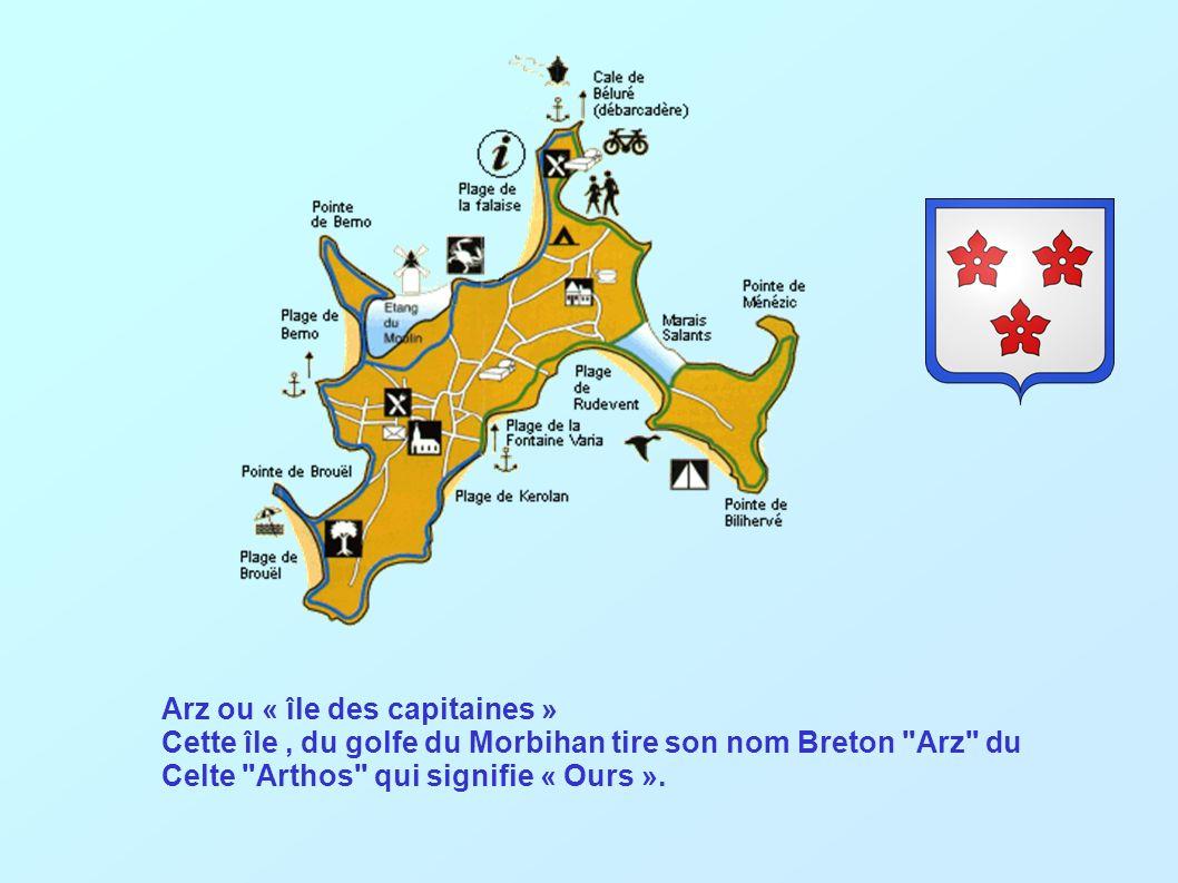 Arz ou « île des capitaines »