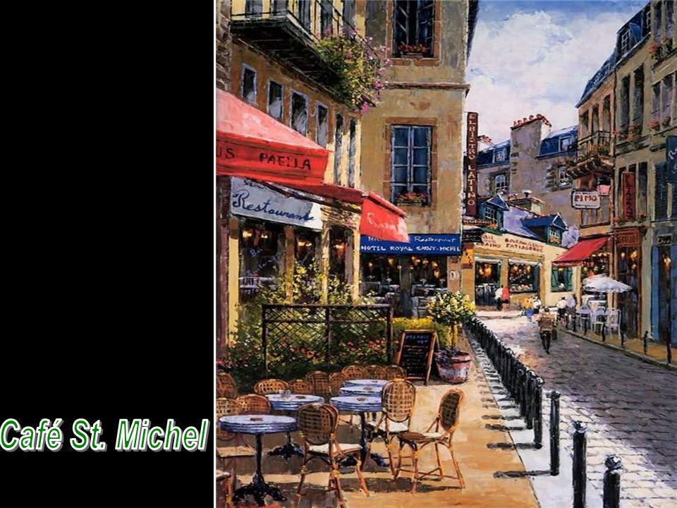 Café St. Michel