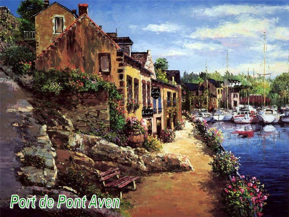 Port de Pont Aven