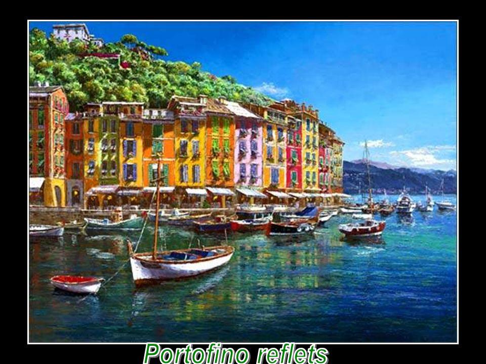 Portofino reflets