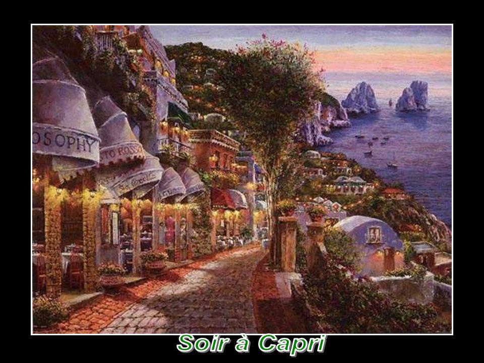 Soir à Capri