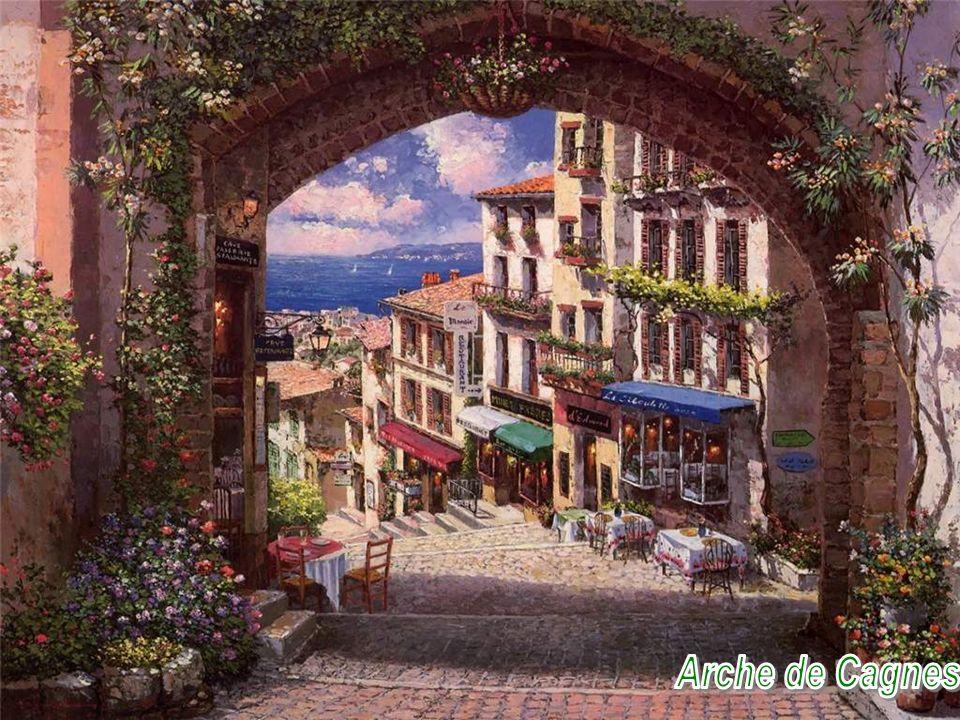 Arche de Cagnes