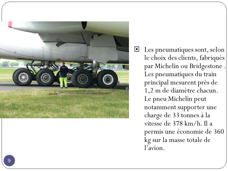 Les pneumatiques sont, selon le choix des clients, fabriqués par Michelin ou Bridgestone .