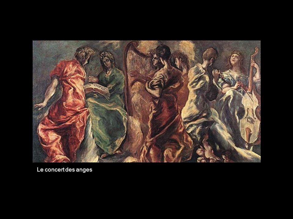 Le concert des anges