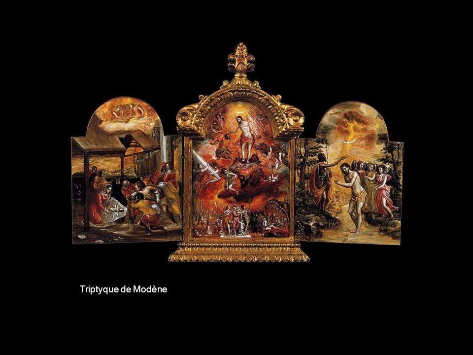 Triptyque de Modène