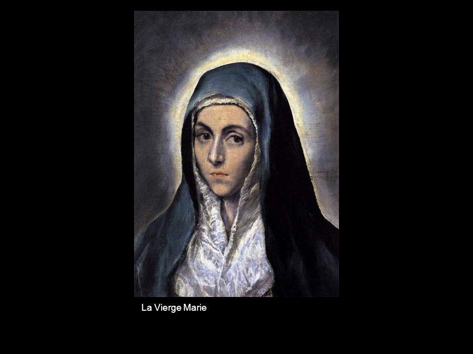 La Vierge Marie