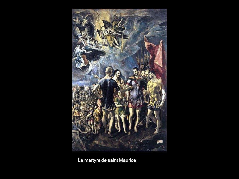 Le martyre de saint Maurice