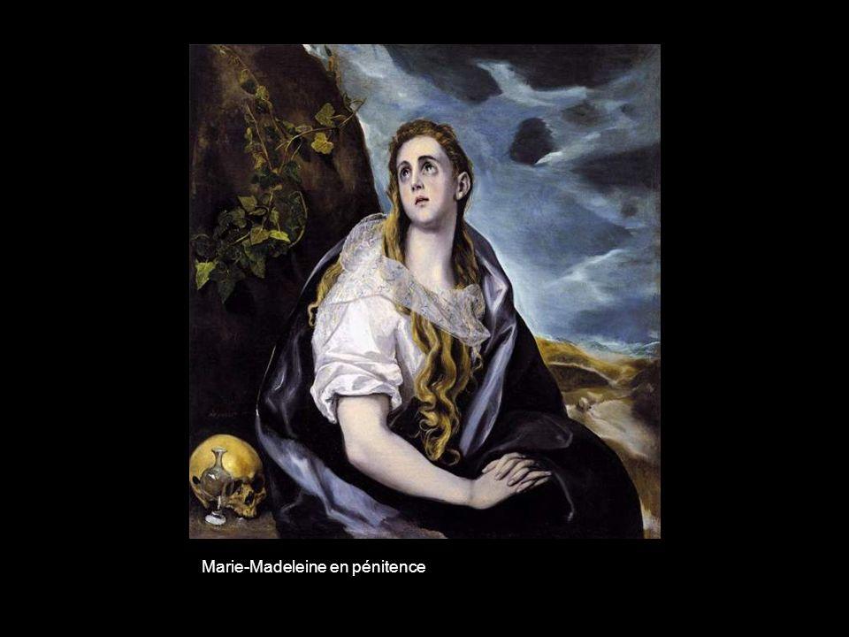 Marie-Madeleine en pénitence