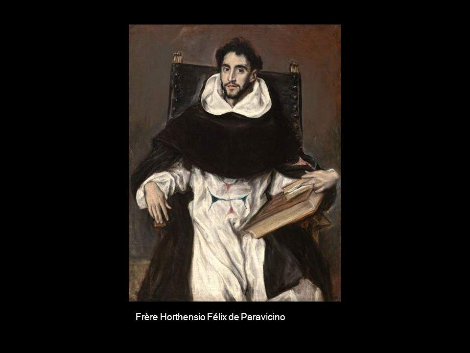 Frère Horthensio Félix de Paravicino