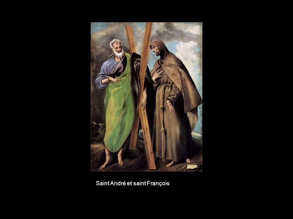 Saint André et saint François