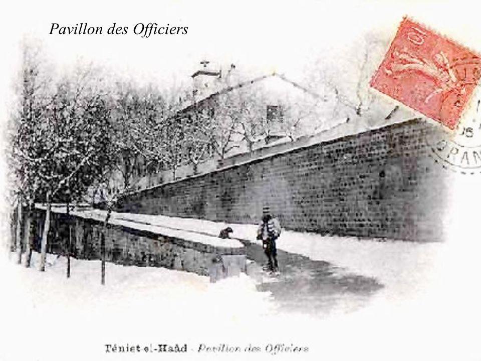 Pavillon des Officiers
