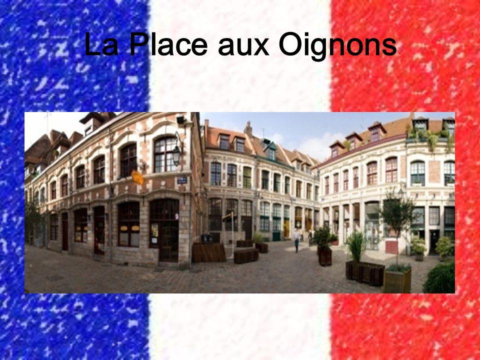 La Place aux Oignons