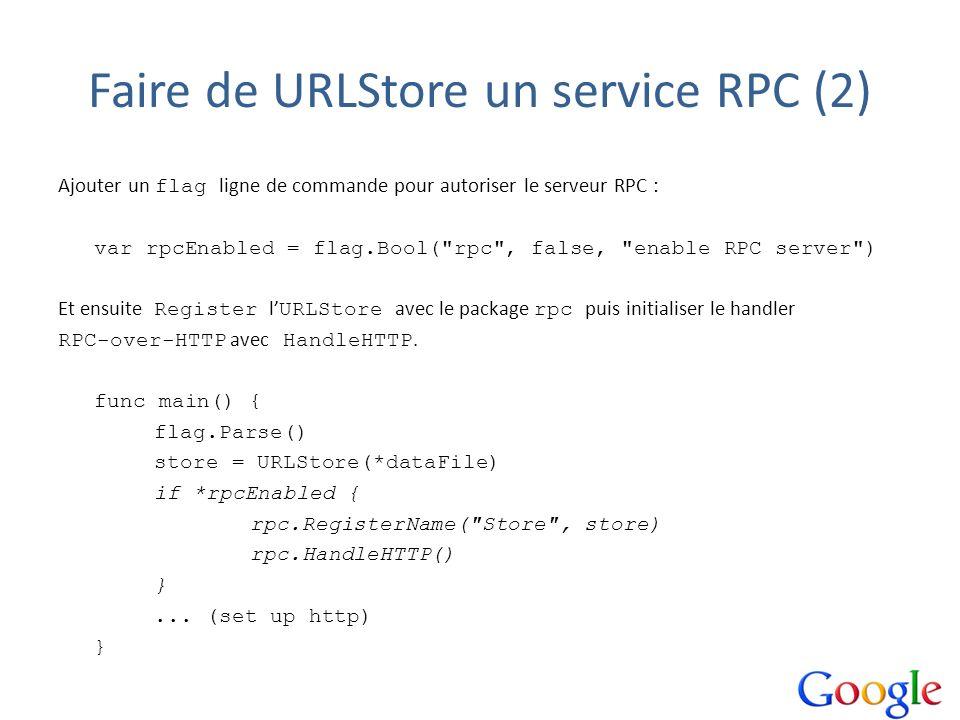 Faire de URLStore un service RPC (2)