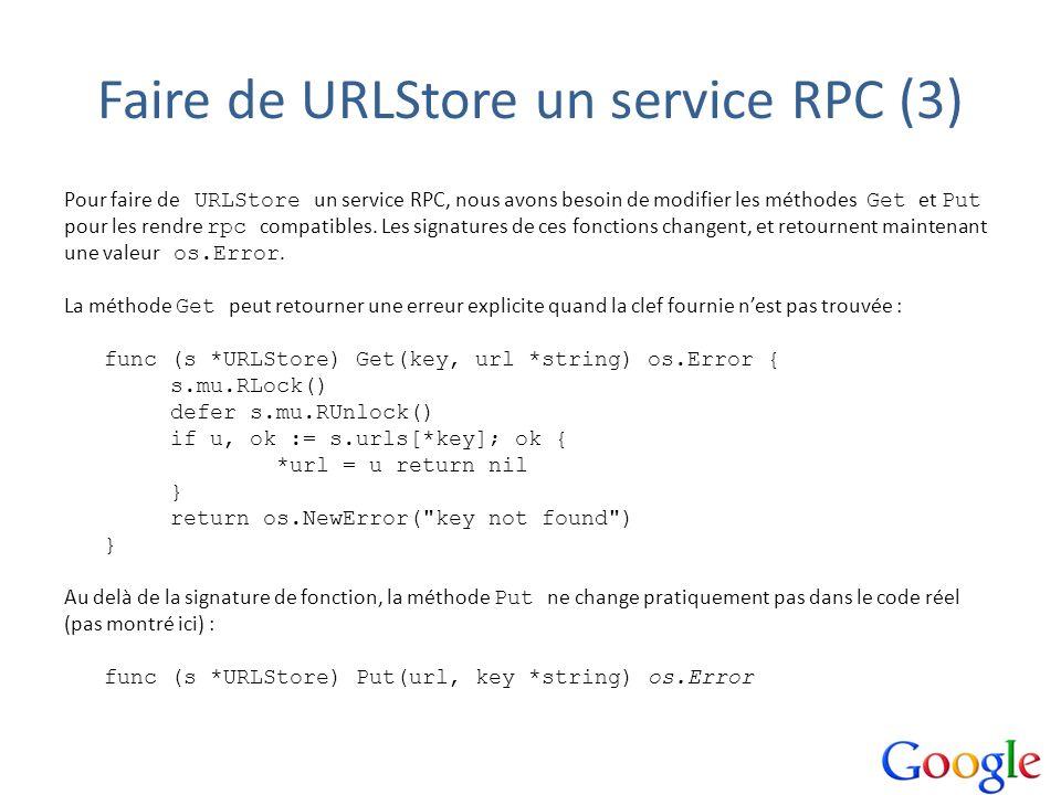 Faire de URLStore un service RPC (3)
