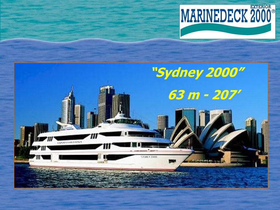 Sydney 2000 63 m - 207'