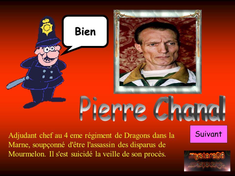 Pierre Chanal Bien Suivant
