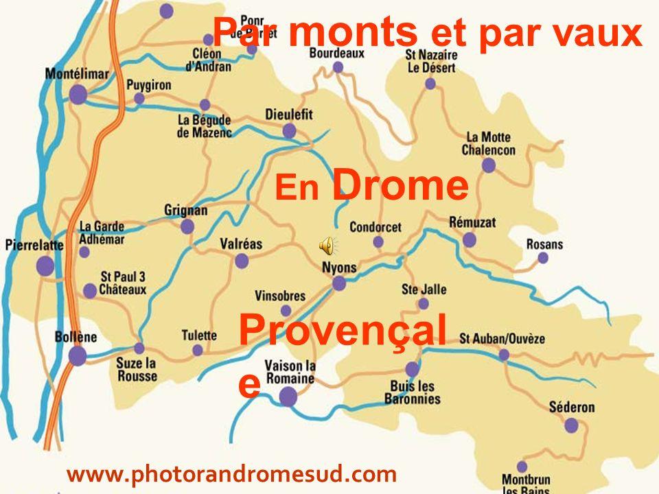 Par monts et par vaux En Drome Provençale www.photorandromesud.com