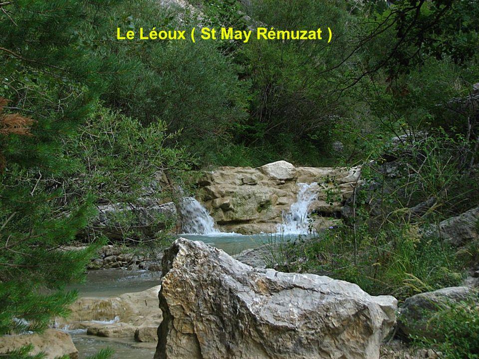 Le Léoux ( St May Rémuzat )