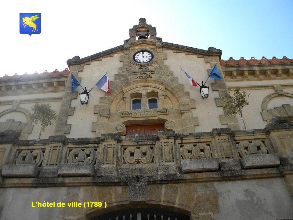 L'hôtel de ville (1789 )