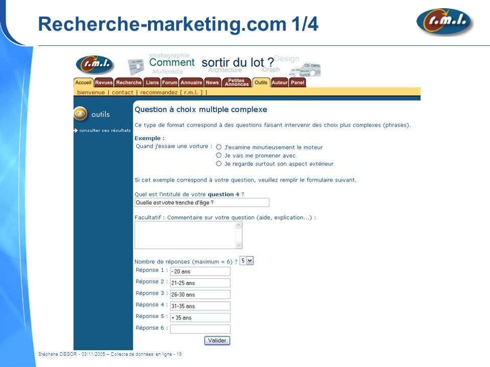 Recherche-marketing.com 1/4