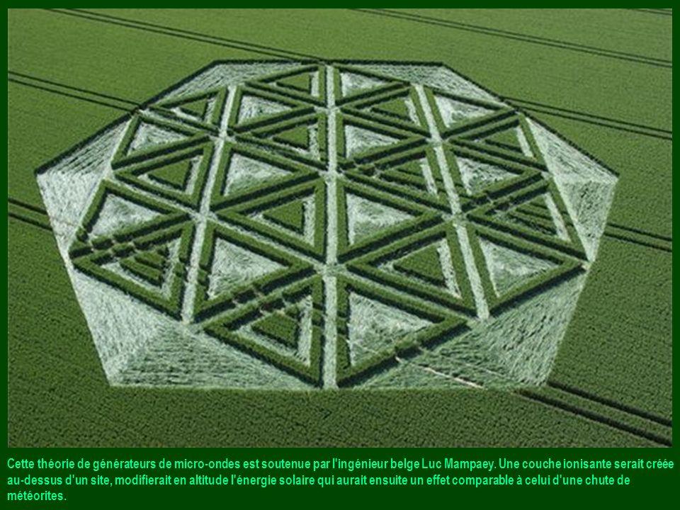 Cette théorie de générateurs de micro-ondes est soutenue par l ingénieur belge Luc Mampaey.