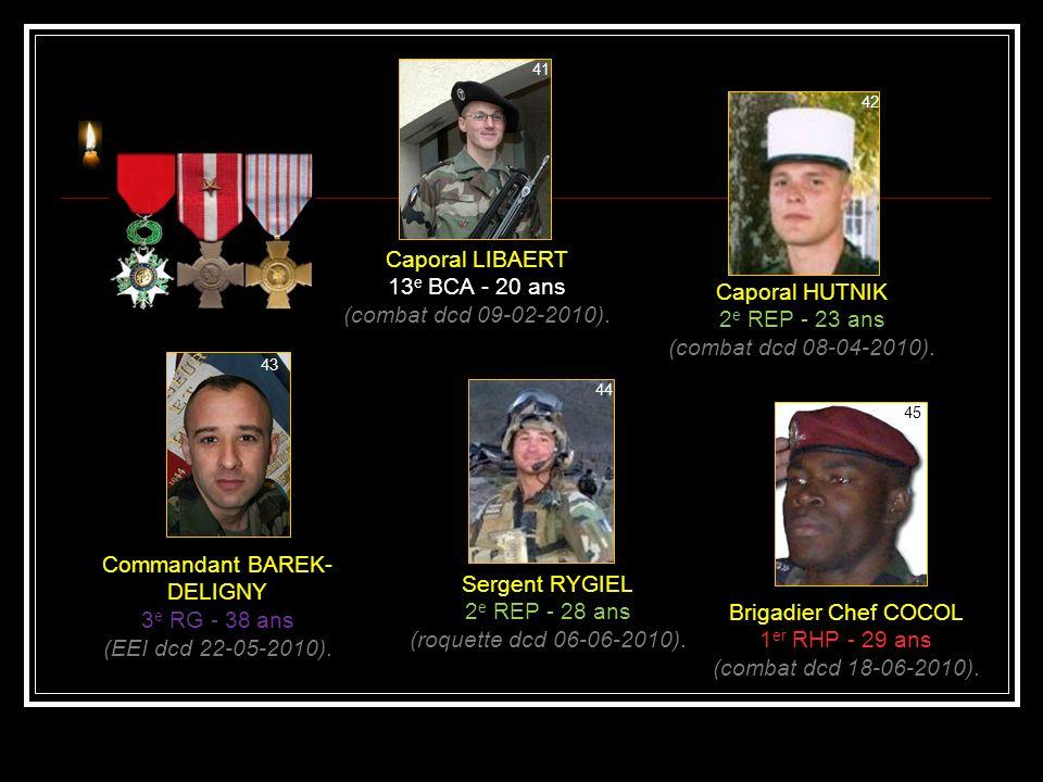 Commandant BAREK-DELIGNY