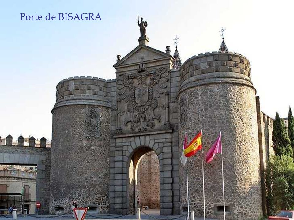 Porte de BISAGRA