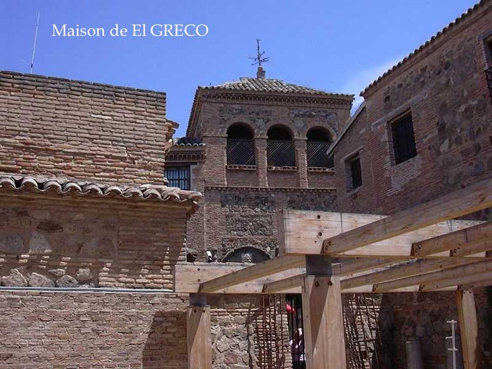 Maison de El GRECO