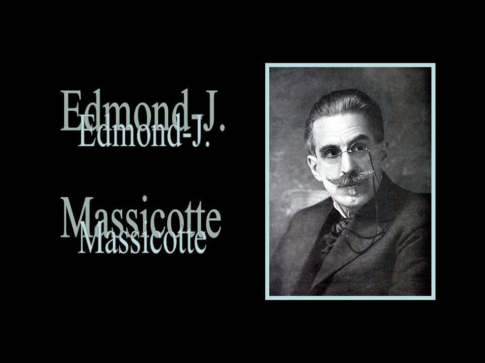 Edmond-J. Massicotte
