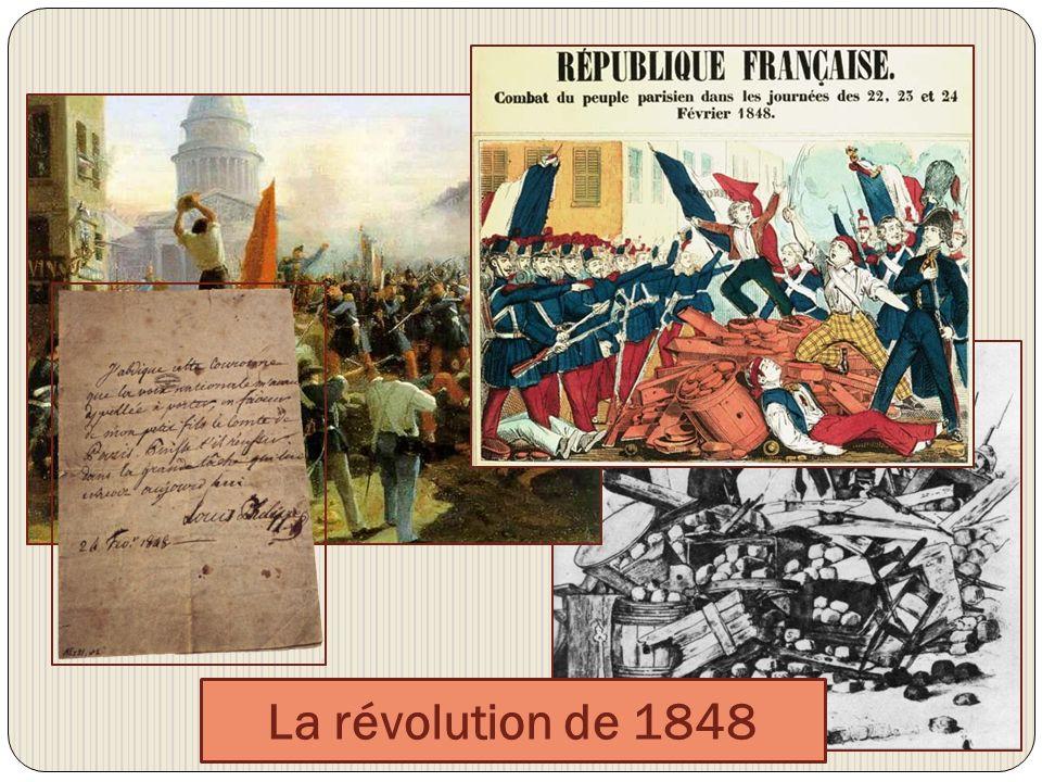 La révolution de 1848
