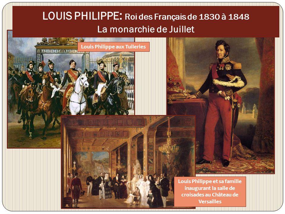 Louis Philippe aux Tuileries