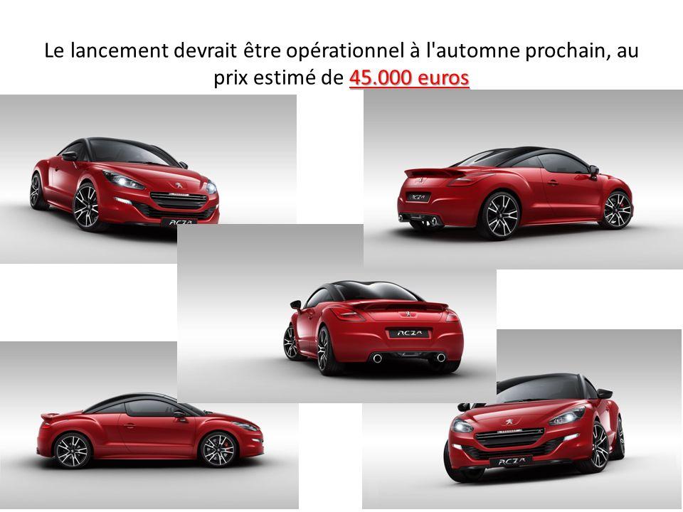 Le lancement devrait être opérationnel à l automne prochain, au prix estimé de 45.000 euros
