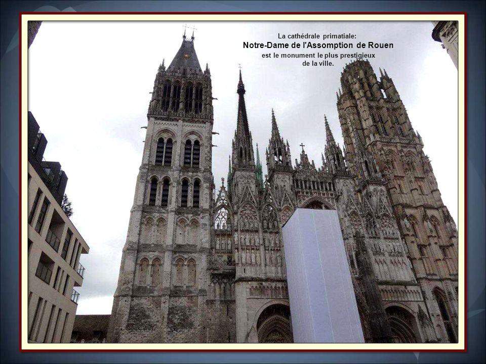Notre-Dame de l Assomption de Rouen