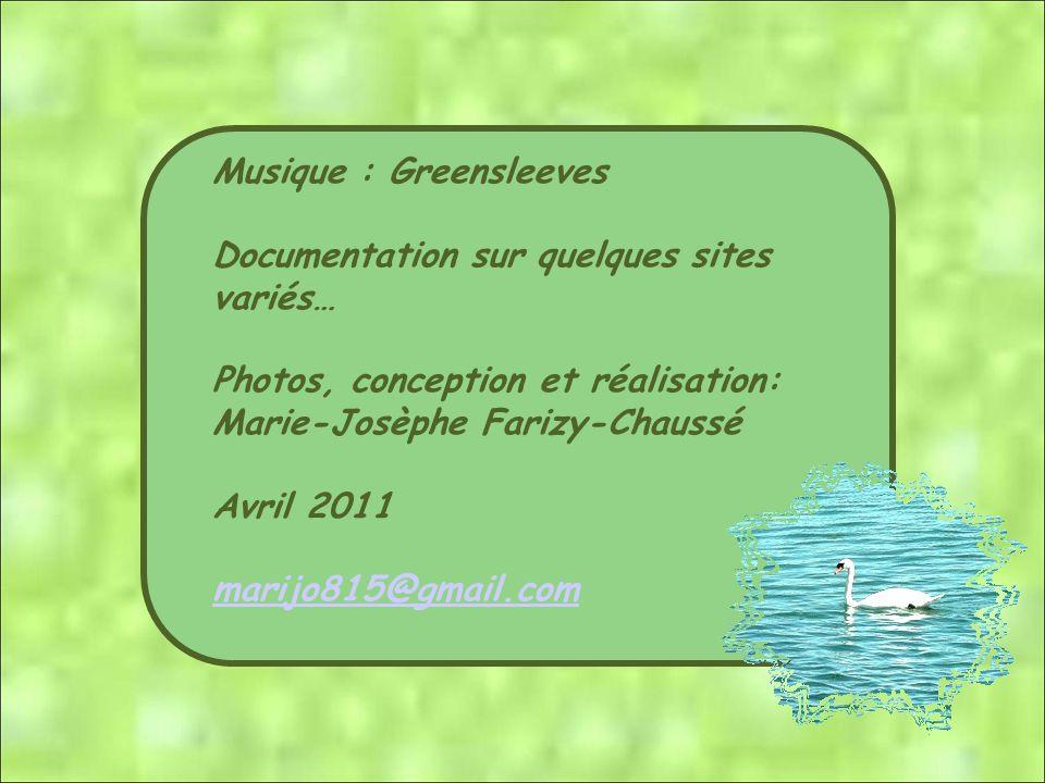 Musique : Greensleeves
