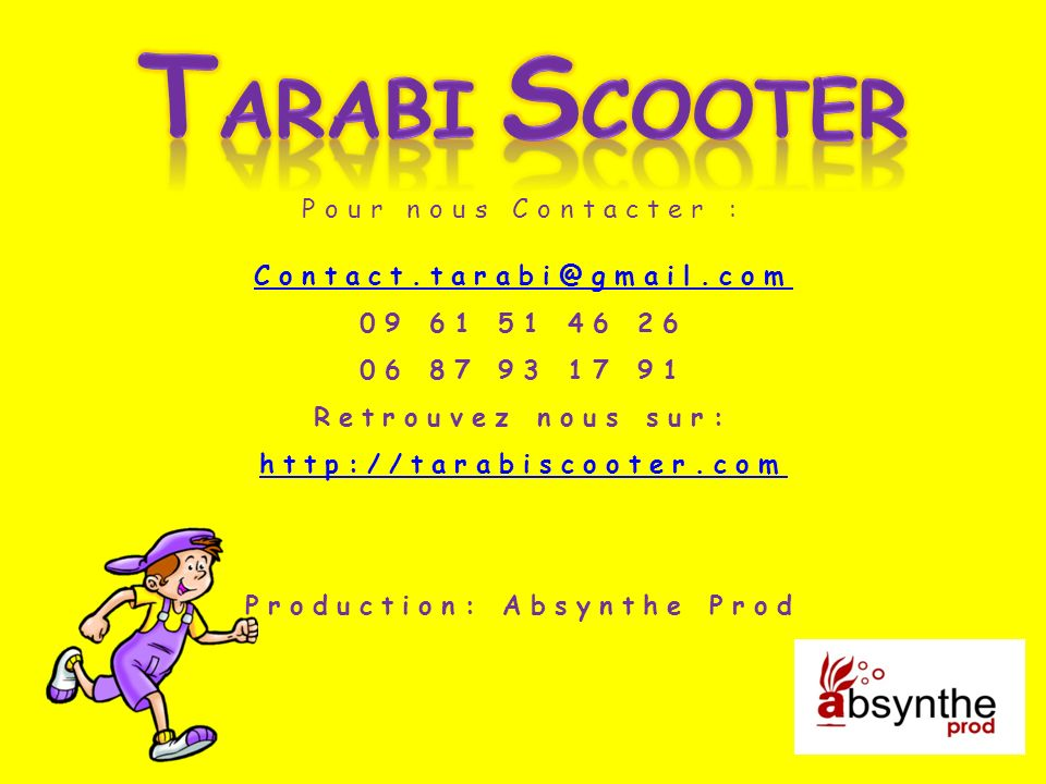 Production: Absynthe Prod