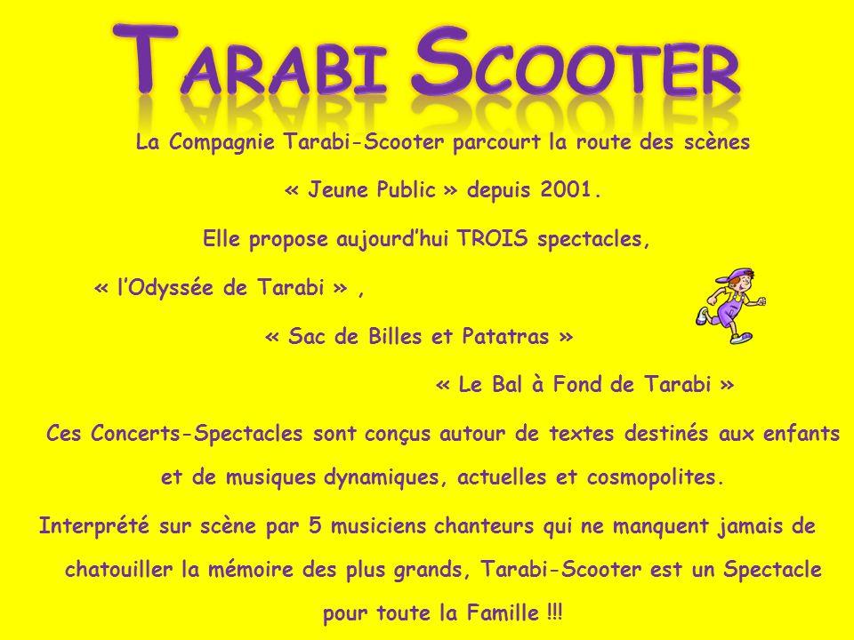 Tarabi Scooter