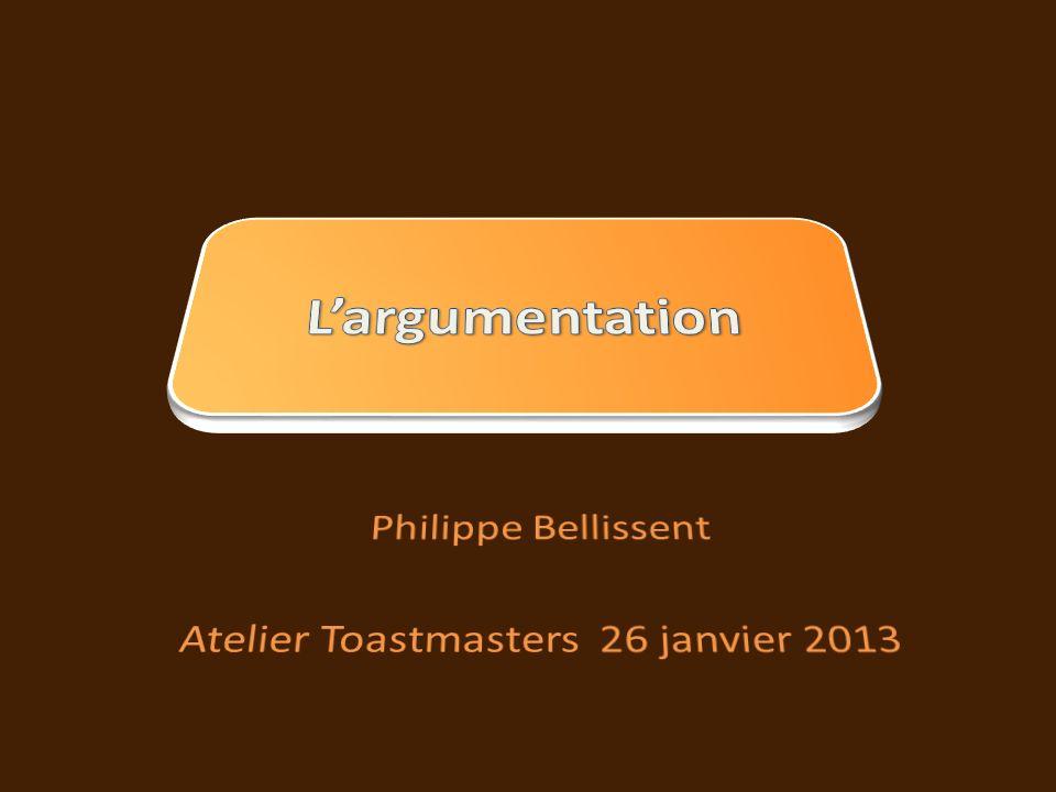 Philippe Bellissent Atelier Toastmasters 26 janvier 2013