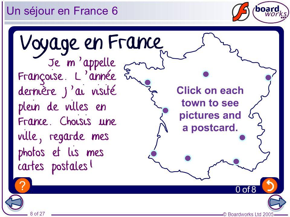 Un séjour en France 6