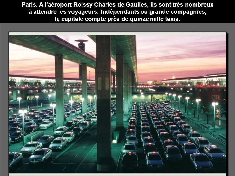 Paris. A l aéroport Roissy Charles de Gaulles, ils sont très nombreux